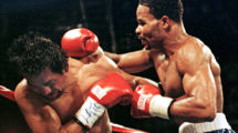 Roberto Duran vs William Joppy