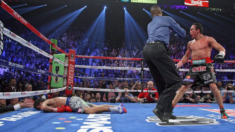Manny Pacquiao best fights