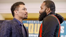 Manny Pacquiao vs Adrien Broner undercard