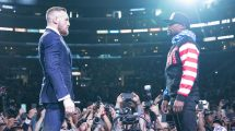Floyd Mayweather vs Conor McGregor fight time