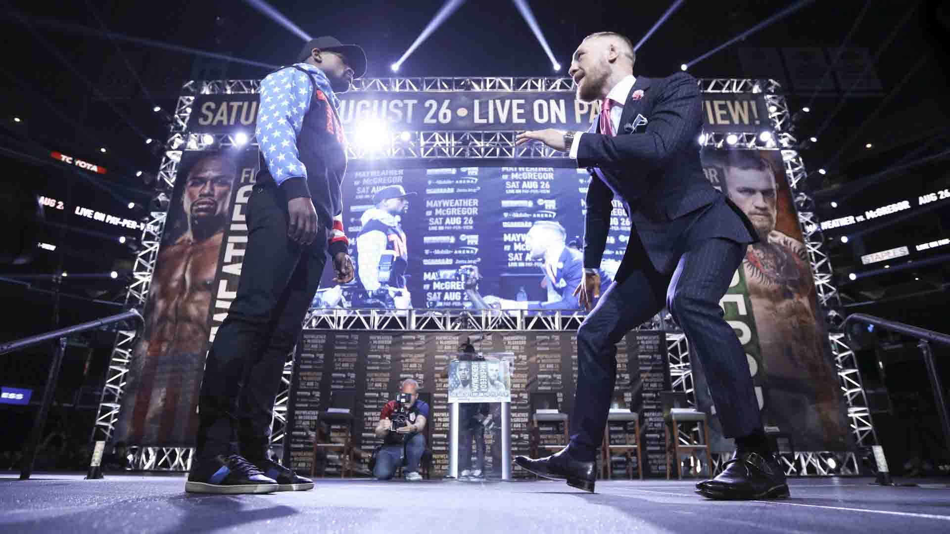 Floyd Mayweather Proposes Major Rule Change For Conor Mcgregor