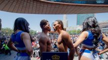Keith Thurman vs Shawn Porter fight time