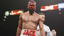 Badou Jack light-heavyweight