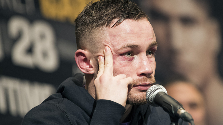 Carl Frampton next fight