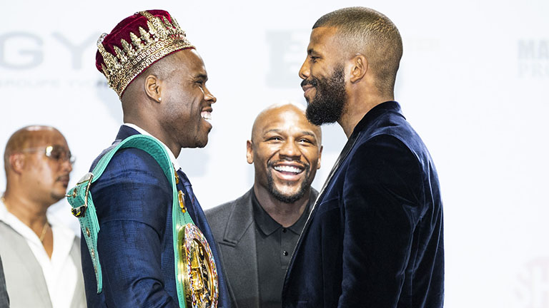 Adonis Stevenson vs Badou Jack fight time
