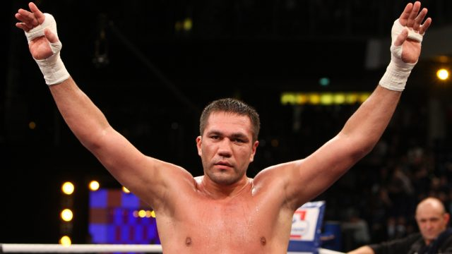 Kubrat Pulev could be Anthony Joshua's next opponent in Las Vegas