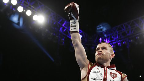 Carl Frampton next fight on Showtime