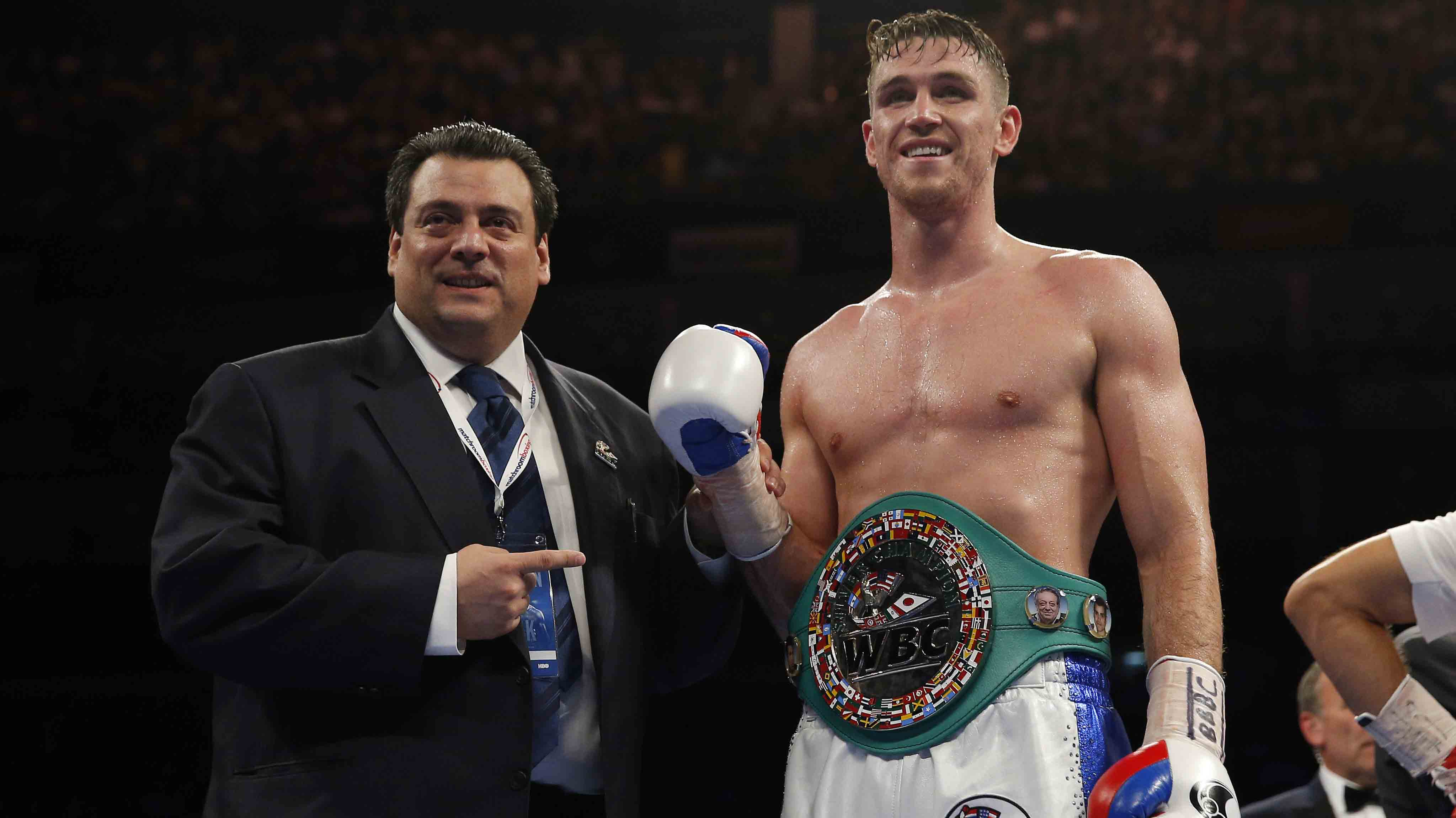 LONG READ Behind the scenes at the WBC convention Boxing News