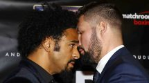 David Haye - Tony Bellew press conference