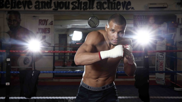 Chris Eubank Jnr