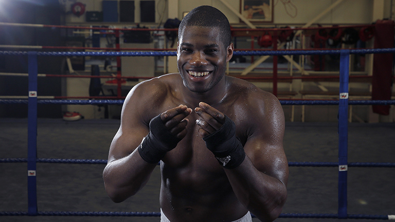 Daniel Dubois predicts Anthony Joshua vs Deontay Wilder
