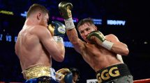 Gennady Golovkin fight time