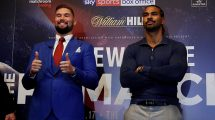 Tony Bellew on David Haye