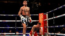 Lewis Ritson fight Joe Murray