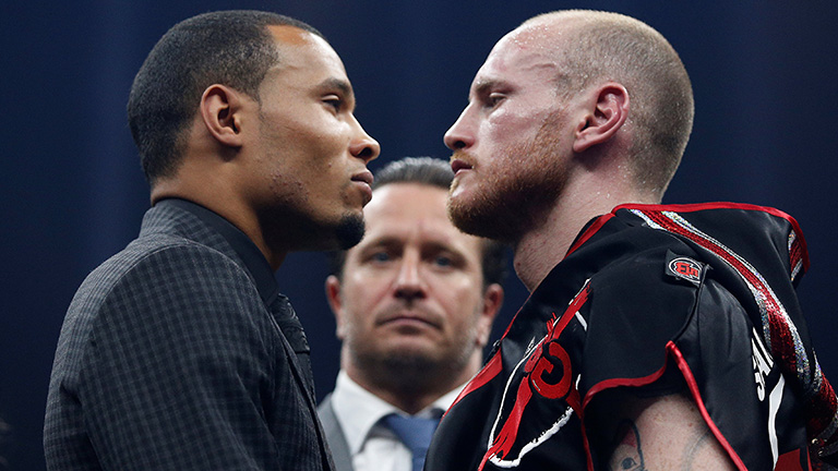 fights George Groves vs Chris Eubank Jr
