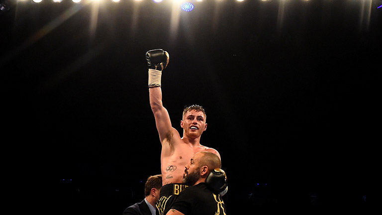 Ryan Burnett returns