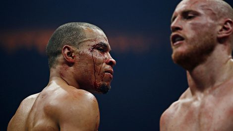 George Groves vs Chris Eubank Jr