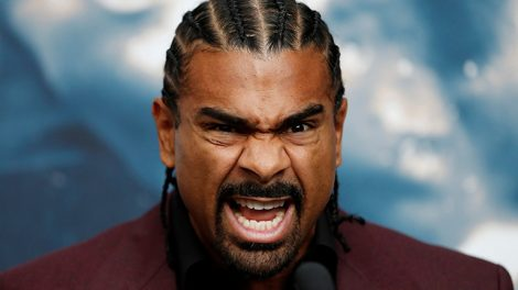 David Haye on Anthony Joshua