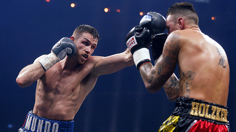 Callum Smith vs Nieky Holzken