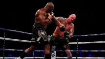 Dillian Whyte vs Lucas Browne
