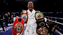 Anthony Joshua heavyweight division