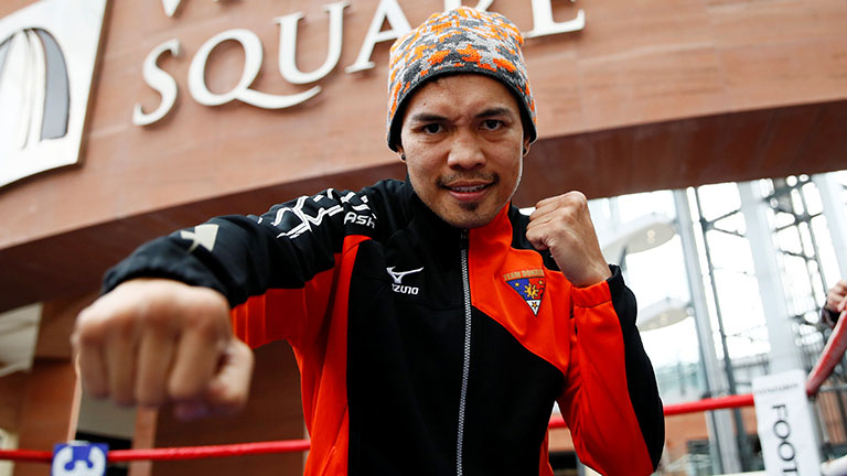 Nonito Donaire on Carl Frampton