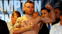 Carl Frampton vs Nonito Donaire fight time