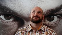 Tyson Fury who is Sefer