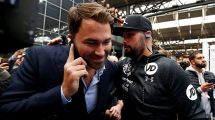 Eddie Hearn on Anthony Joshua vs Deontay Wilder