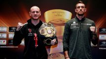 George Groves vs Callum Smith fight time