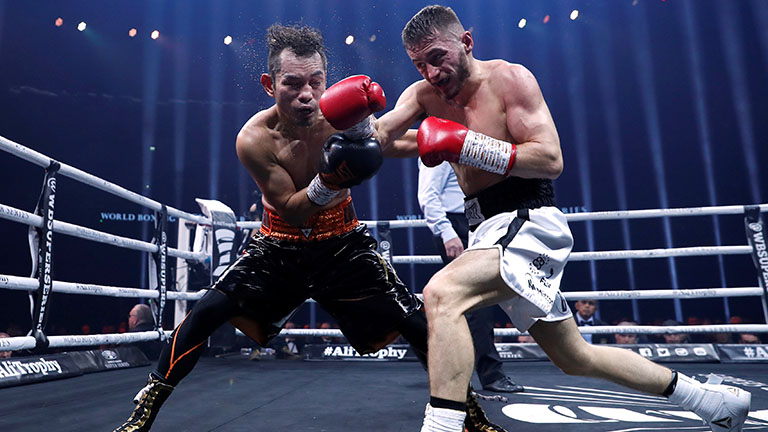 Nonito Donaire Is A World Champion Once Again Boxing News