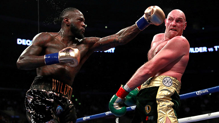 Deontay Wilder vs Tyson Fury rematch