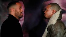 James DeGale vs Chris Eubank Jr tickets