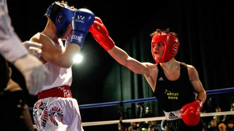 England Boxing Youth championships
