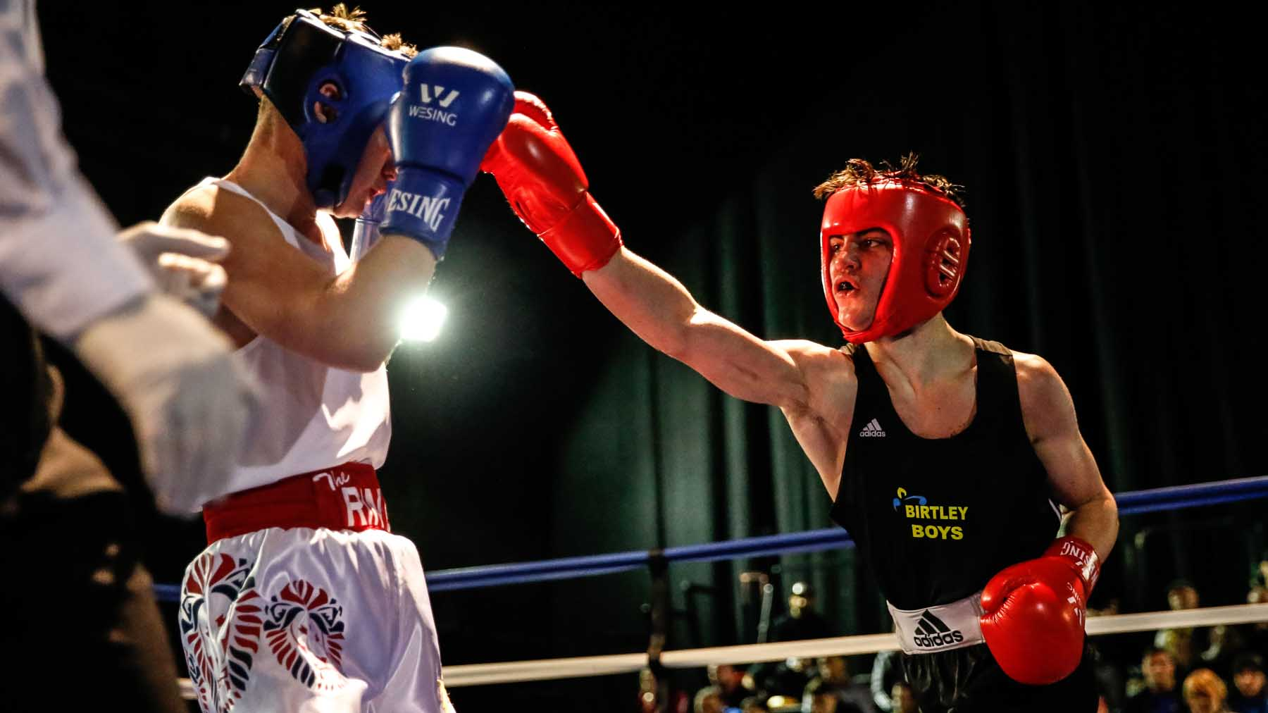 England Boxing Youth Championships Results