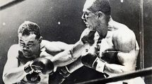 Joe Louis vs Jersey Joe Walcott