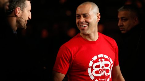 Adam Booth fighters