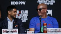 amir khan virgil hunter