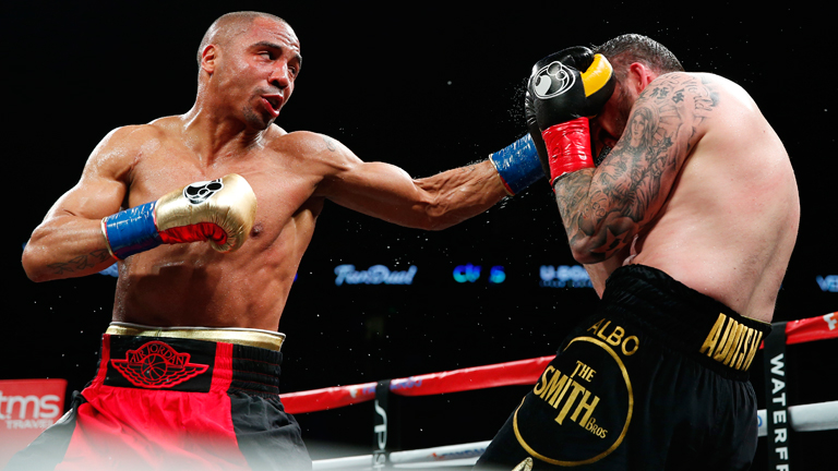 Andre Ward next fight