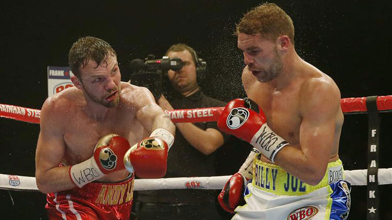 Andy Lee-Billy Joe Saunders