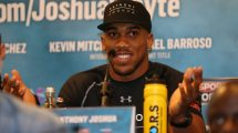 Anthony Joshua v Dillian Whyte betting