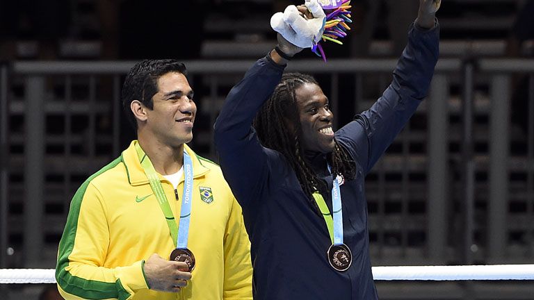 Ca, Awesome wins gold at the Pan-Ams