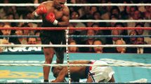 Mike Tyson beats Bruce Seldon, showing power that can be aided by Beta-Alanine