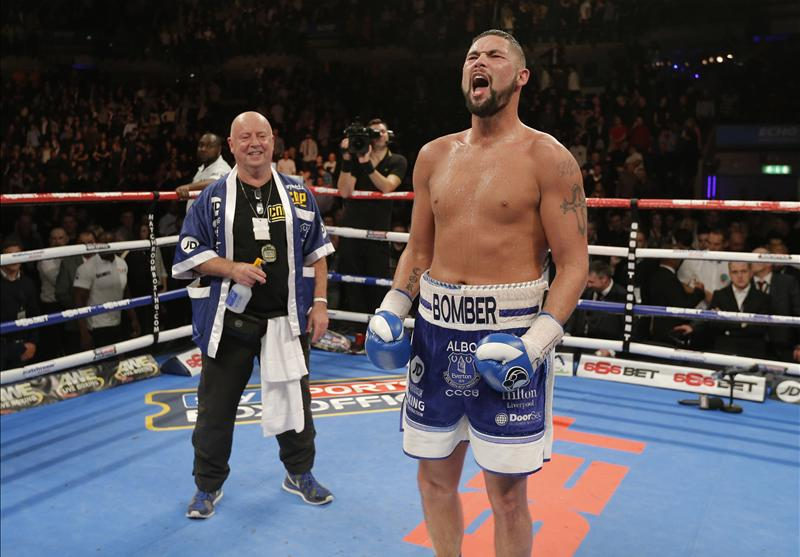 Tony Bellew vs BJ Flores