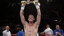 Callum Smith next fight