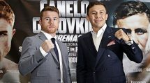 Gennady Golovkin vs Canelo Alvarez fight time