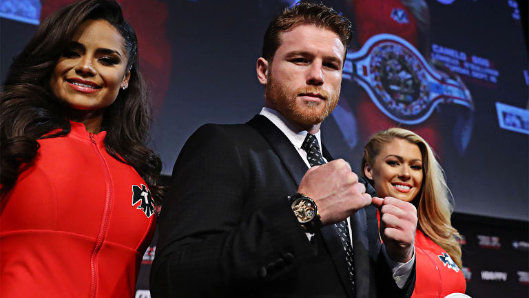 canelo alvarez contaminated meat