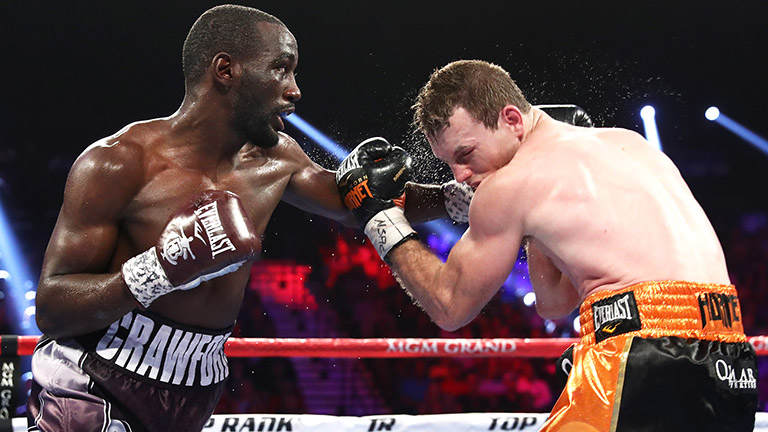Terence Crawford Jeff Horn