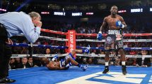 Terence Crawford on ESPN
