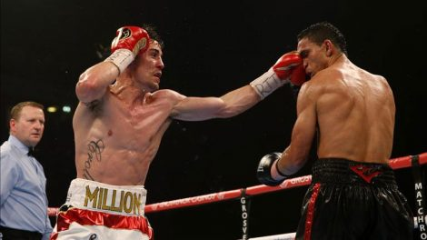 Anthony Crolla-Darleys Perez